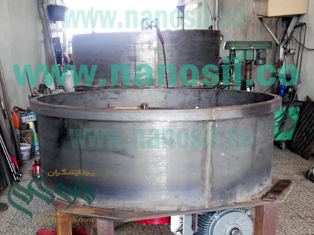 Mixer 15 Antique Stone Mixer 30 Horse-Mixer 100 kg 2000 Kilograms Artificial Stone