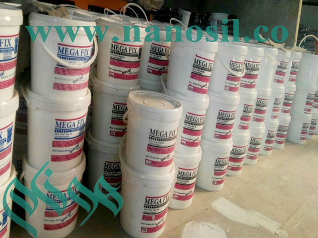 Tile adhesive for mounting Antique / Adhesive paste Ceramic tile / Special tile adhesive
