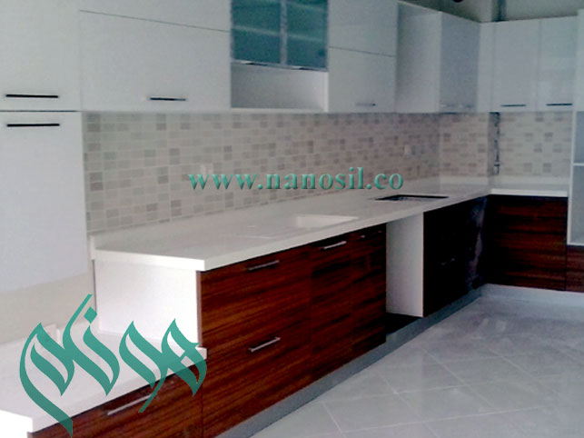 artificial stone cultured marble - hunam stone  سينك - كابينت - روشويي - اوپن - كورين - كوآرتز - خط توليد سنگ - سنگ مصنوعي - مرمر - گرانيت