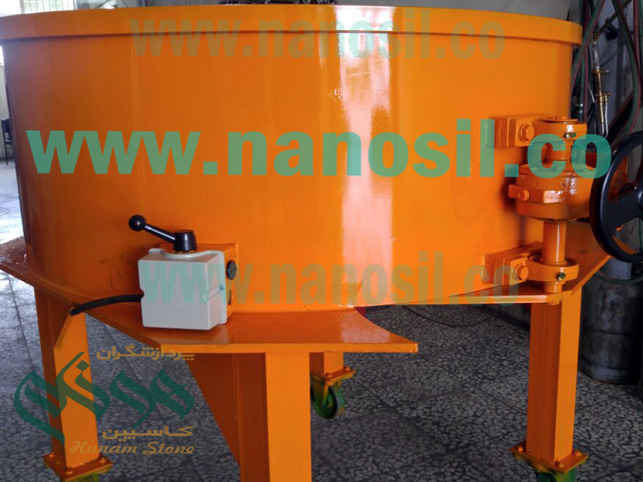 Artificial Stone Antique Nano Cement Plate Mixer | Stone mixer sale