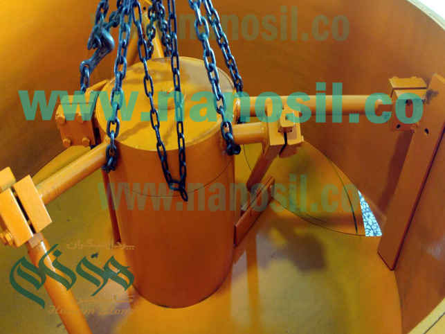 Plast Cement Mixer | Mixer for the production of synthetic stones Cement Plast