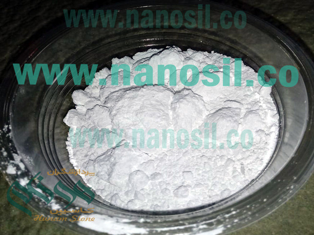 Raw materials of artificial stone production - Calcium carbonate Production of artificial stone