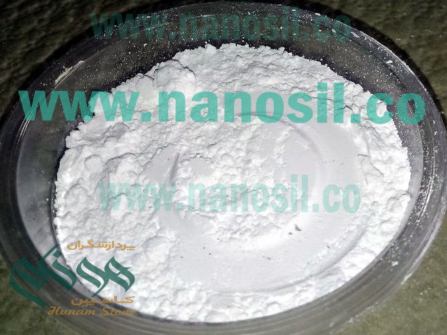 Raw material for the production of artificial pigment white