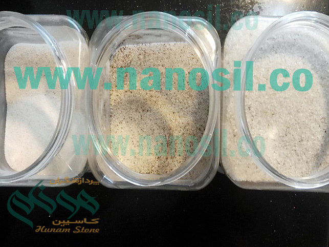 Mineral Artificial Stone-Mineral Raw Materials for the production of artificial stone