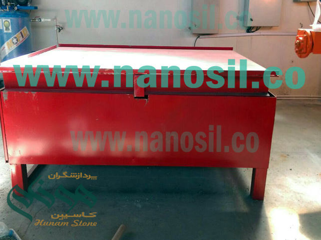 Vibrating Table | Artificial Stone Production Non-standard vibration table veneer artificial mosaic