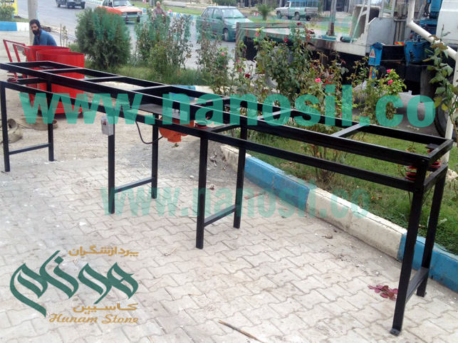 Vibration table | Vibrating table manufacturing sink | Vibration Counter Making Crushed Stone | Vibrating Table Creation Page | Vibrating Table Manufacturing Artificial Stone Granite Marble Vibrating table produces synthetic stones similar to curry