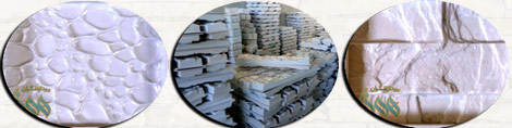 سنگ مصنوعی - قالب سنگ مصنوعی - قالب سنگ مصنوعی سمنت پلاست - قالب موزائیک و نما سمنت پلاست