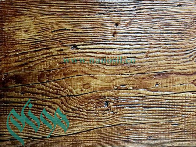 سنگ مصنوعي طرح چوب / آموزش فرمول توليد سنگ مصنوعي سمنت پلاست