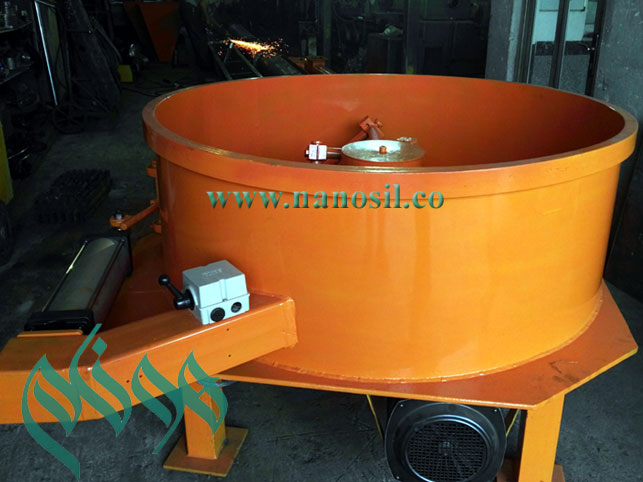 artificial stone mixer Mixer for the production of synthetic rocks of cement plast