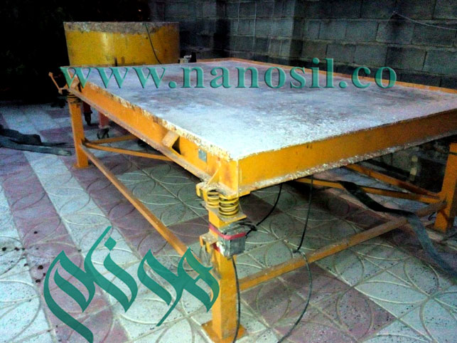 Vibrator Table Cement-Plast Artificial Stone | Vibrator Table Solid Surface Stone