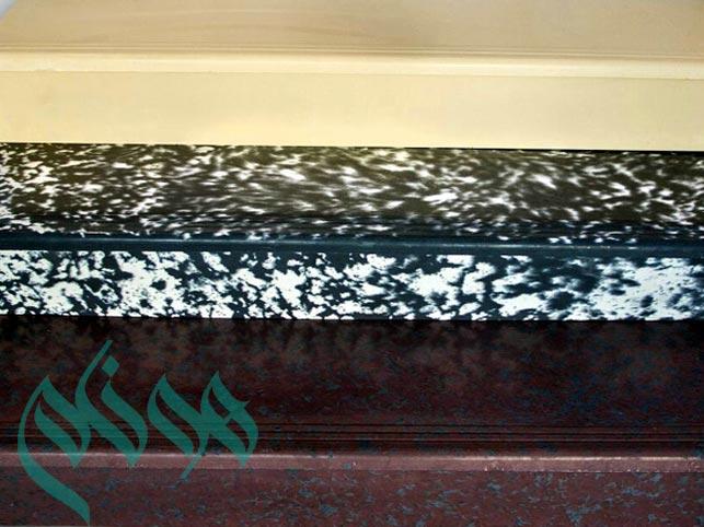 سنگ مصنوعی سمنت پلاست-ماده ضد شوره سنگ مصنوعی سمنت پلاست-رفع شوره زدگی از سنگ مصنوعی