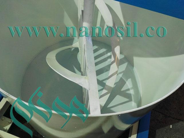 ميكسر سنگ - ميكسر سنگ مصنوعي - ميكسر كورين - ميكسر مرمر و گرانيت مصنوعي -cultured marble artificial stone production line mixer