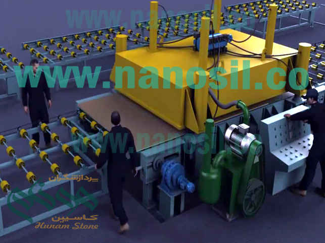Artificial Stone Equipment Making of Kuwaiti Artificial Stone Making Machine