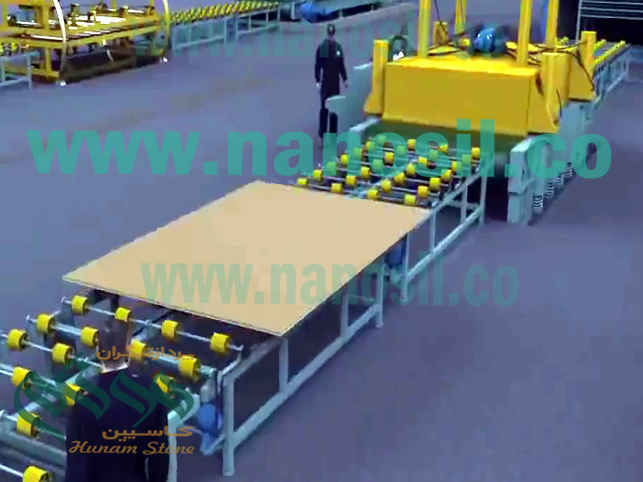 Artificial stone | Roll Creek Artificial Stone Production Line Coautes quartz production line