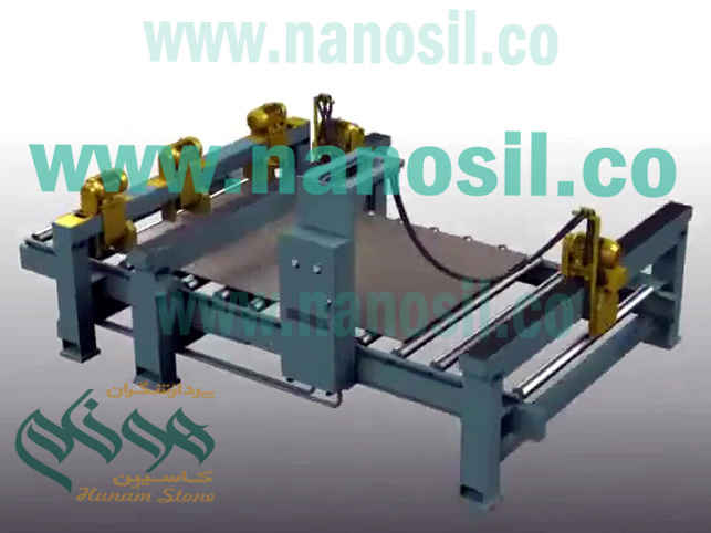 Artificial Stone Cut | Coevorant Artificial Stone Production Line Artificial Stone