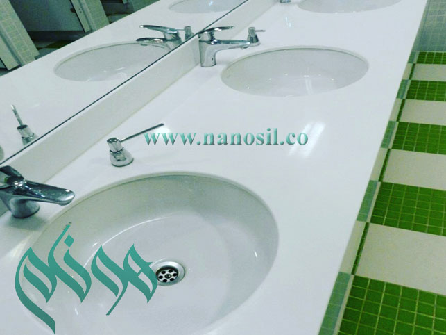 artificial cultured marble سنگ مرمر مصنوعی گرانیت کورین سینک سنگ اوپن