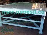 میز ویبره 200*300|میز ویبره سنگ مصنوعی سمنت پلاست 2*3