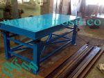 میز ویبره 1*2 | میز ویبره با دو الکتروموتور ویبره سنگ مصنوعی سمنت پلاست