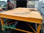 میز ویبره | تولید میز ویبره سنگ مصنوعی سمنت پلاست 200*300