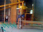 خط تولید سنگ سمنت پلاست: نما آنتیک-موزاییک سنگ مصنوعی