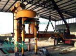 نصب میکسر اتوماتیک خط تولید سنگ سمنت پلاست
