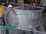 ساخت میکسر جهت راه اندازی خط تولید سنگ سمنت پلاست