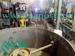 مراحل تولید و ساخت میکسر سنگ مصنوعی