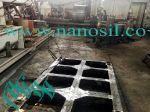 میز ویبره سنگ | میز ویبره تولید سمنت پلاست سنگ مصنوعی