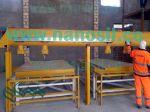 قالب گیری سنگ مصنوعی - میز ویبره سنگ مصنوعی