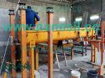 راه اندازی خط تولید اتوماتیک سنگ سمنت پلاست بحرین
