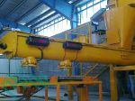 خط تولید سنگ مصنوعی اسکرو انتقال مواد