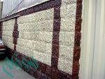 نما سنگ آنتیک مروارید سنگ مصنوعی سمنت پلاست
