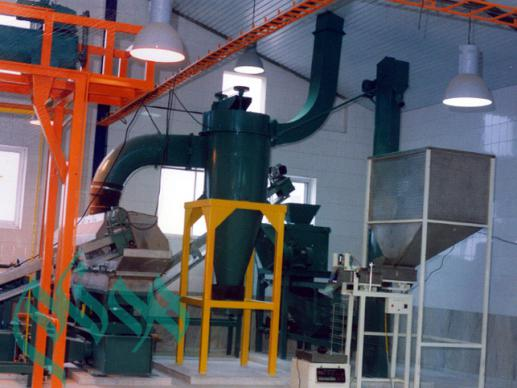 Dryer Soybean Protein / Dry Soybean Production Line