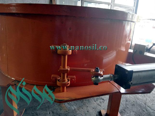 artificial stone mixer - artificial stone production line - خط تولید سنگ مصنوعی سمنت پلاست - میکسر تولید سنگ آنتیک