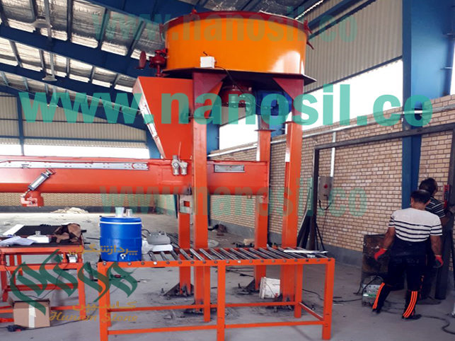 Quartz Synthetic Stone Mixer, Mine & Quartz Line Equipment