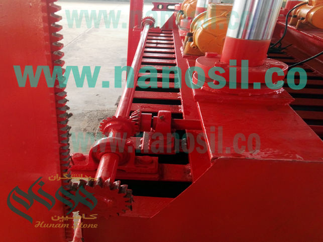 Vibrating Press Machine, Quartz Stone, Quartz Stone, Negative System