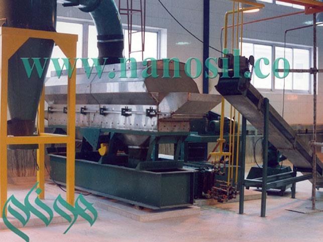 سویا - خط تولید سویا - ماشین آلات سویا - پروتئین سویا - راه اندازی خط تولید سویا