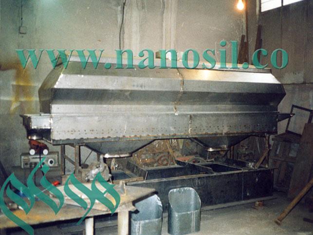 سویا - خط سویا - دستگاه سویا - خط تولید سویا - ماشین آلات سویا