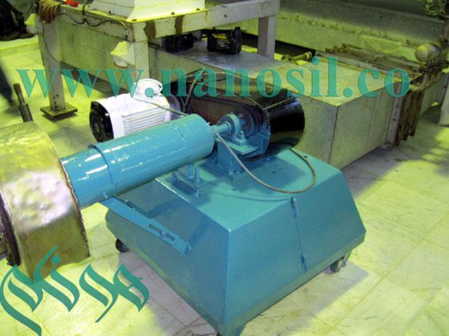تجهیزات خط تولید سویا / ساخت و فروش خط تولید سویا