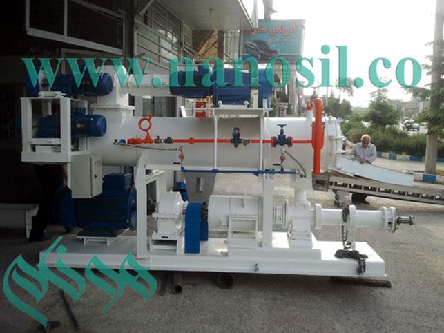 فروش خط تولید سویا - ماشین آلات تولید سویا خشک