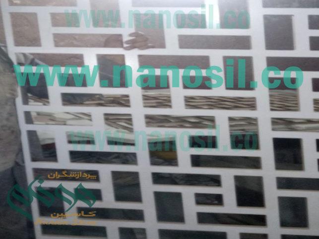 سنگ اسلیمی | سنگ حجاری نما ساختمان | سنگ دکوراتیو GFRC