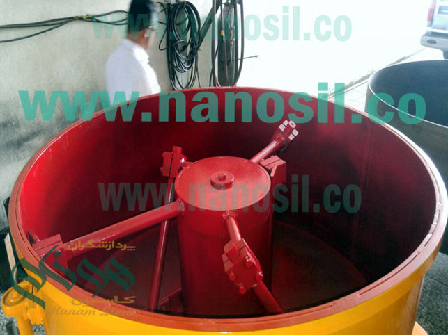 Artificial Stone Cement Plast Mixer