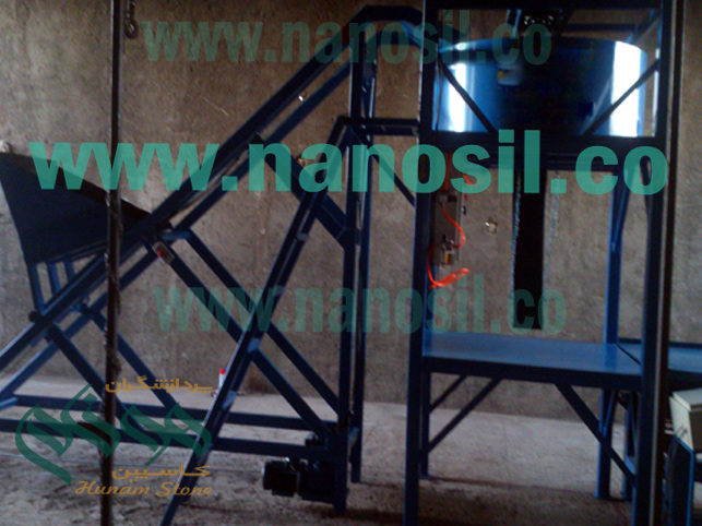 Non-standard artificial stone production line - Line Mosaic